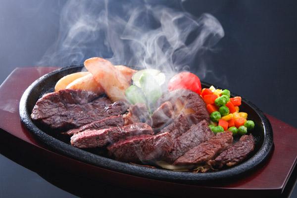 岡山黒和牛ステーキ